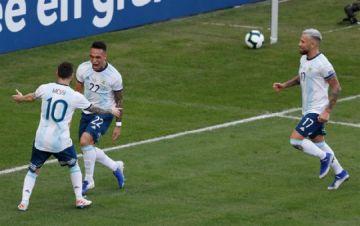 Venezuela (0-2) Argentina: Sigue minuto a minuto