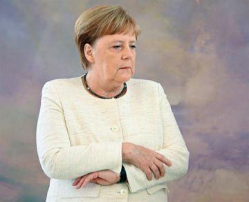 Preocupa salud de Merkel tras sucesivos temblores