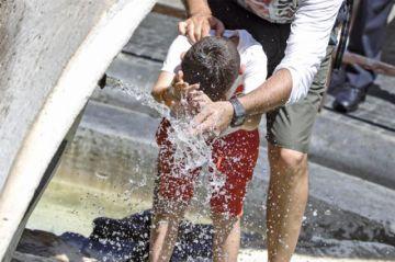 Francia marca un récord por ola de calor
