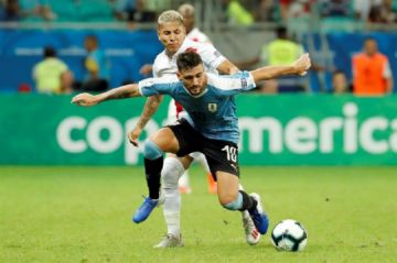 Uruguay (0-0) Perú: Sigue minuto a minuto
