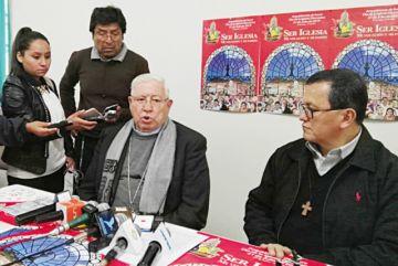 La celebración de la Iglesia  Diocesana está en marcha