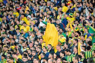 Copa: Conmebol sanciona a Brasil por insultos