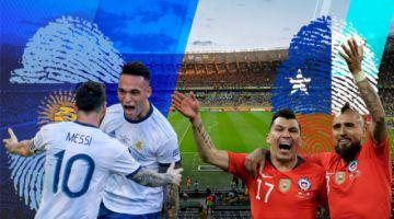 """Argentina-Brasil,  un clásico en """"semis"""""""