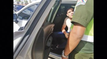 Leo Vaca fue detenido