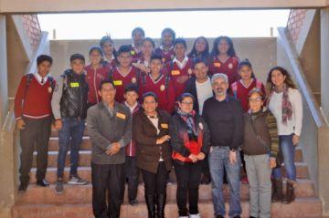 Proyecto motiva cuidado sustentable en colegios