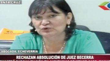 Jueza absuelve a  adolescente en  caso La Manada