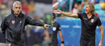 Rueda y Gareca  callan las críticas