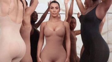 Críticas provocan que Kim Kardashian cambie el nombre de su línea de ropa interior