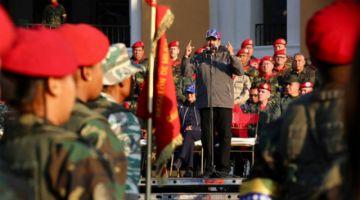 Muerte de militar desata condena contra Maduro