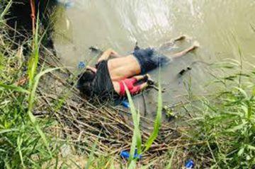 Dan último adiós a padre e hija migrantes
