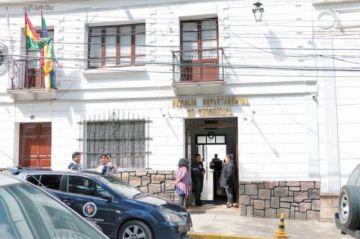 Nava y Hurtado  declaran hoy en el caso Montenegro