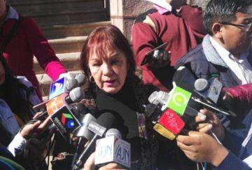 Madre implora juicio justo para su hijo con el cumplimiento de una sentencia
