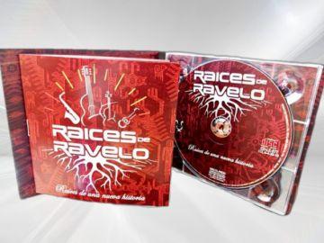 Raíces de Ravelo forja historia en su primer disco