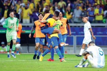 Brasil,  a la final