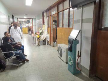 CNS: Paro se acata en hospitales de Sucre