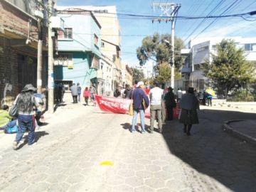 Litio: Potosí no descarta una huelga indefinida