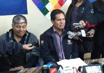MAS Chuquisaca ratifica a sus candidatos a diputados uninominales