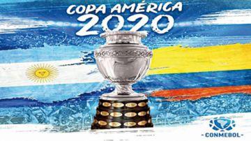 Copa América 2020, con dos sedes