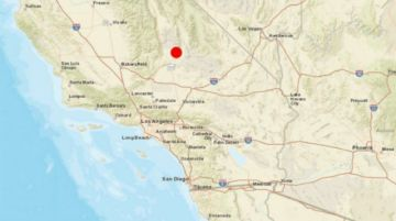 Un temblor de magnitud 6,4 sacude el sur de California