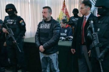 """""""Narco"""" ligado a la mafia siciliana será expulsado del país"""