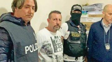 Aprehenden al narcotraficante italiano Paolo Lumia en Cochabamba