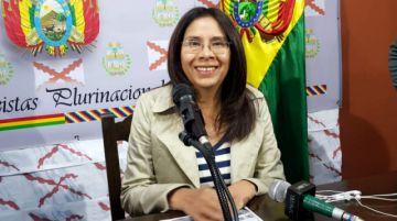 Millares abre la posibilidad de ser candidata a la Alcaldía o la Gobernación