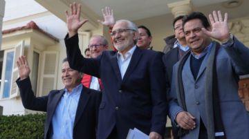 Bolivia Somos Todos y Sol.Bo se alían para respaldar a Mesa