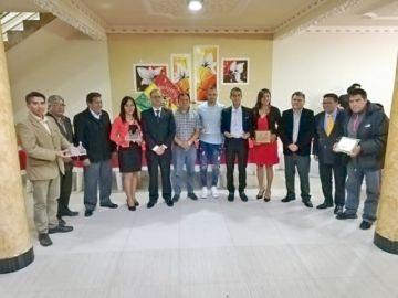 ACHF celebra 105 años con proyecciones