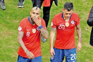 Vidal, sin motivación
