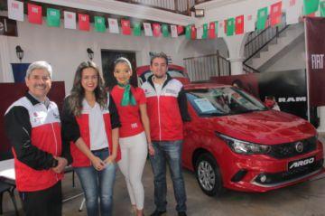 Fiat irrumpe en la capital con dos nuevos modelos