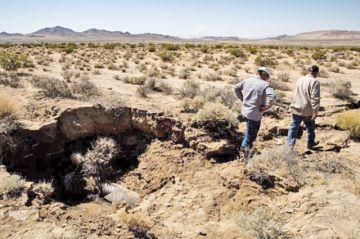 Fuerte temblor inquieta la zona sur de California