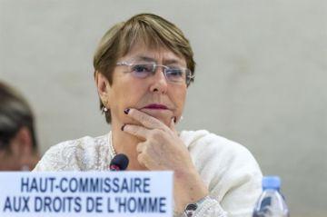 Bachelet confirma liberación de 22 detenidos en Venezuela