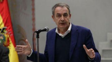 """Expresidente de España califica el caso Zapata como la """"noticia falsa"""" más repugnante"""
