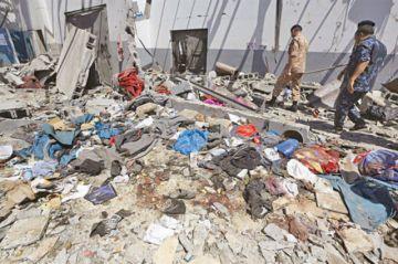 Muertos por la violencia en Libia superan los 1.000