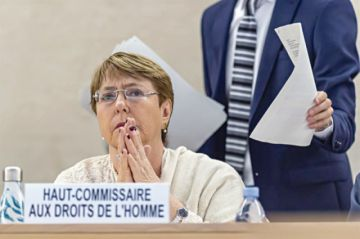 La ONU presiona a Maduro con informe de Bachelet