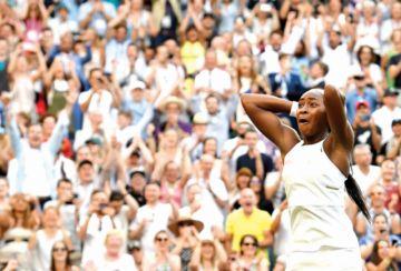 Gauff, la sensación del tenis