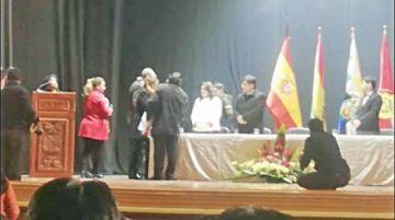 Apdhb cuestiona la invitación a Rodríguez Zapatero