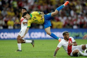 Brasil (3-1) Perú: Sigue la gran final minuto a minuto