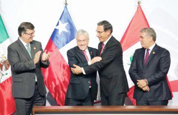 La Alianza del Pacífico afronta nuevos tiempos