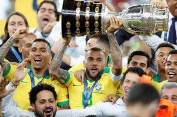¡¡¡Brasil campeón!!!
