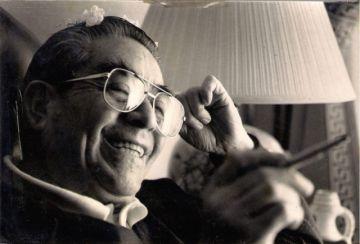 Fallece el periodista Paulovich, columnista y ganador del Premio Libertad 2008