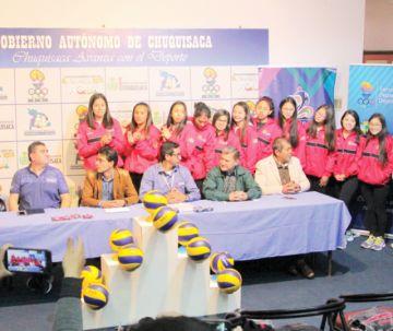 Se inicia Copa de Voleibol