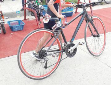 Ciclistas sufren un robo