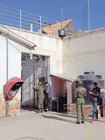 Internas del penal San Roque sufren por instalación