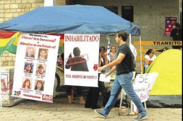 Santa Cruz: Paro cívico por el 21F suma apoyo de Gobernación y Alcaldía
