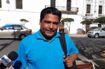 Exdirigente campesino Román Barrón sería candidato a senador por el MAS