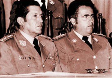 Italia ratifica cadena perpetua para Luis García Meza y Luis Arce Gómez