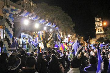 El MAS define nómina oficial de sus candidatos