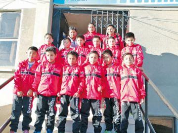 Sub 10, lista para nacional de Fútbol de Salón en Potosí