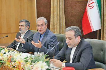 Irán comienza el proceso para enriquecer uranio